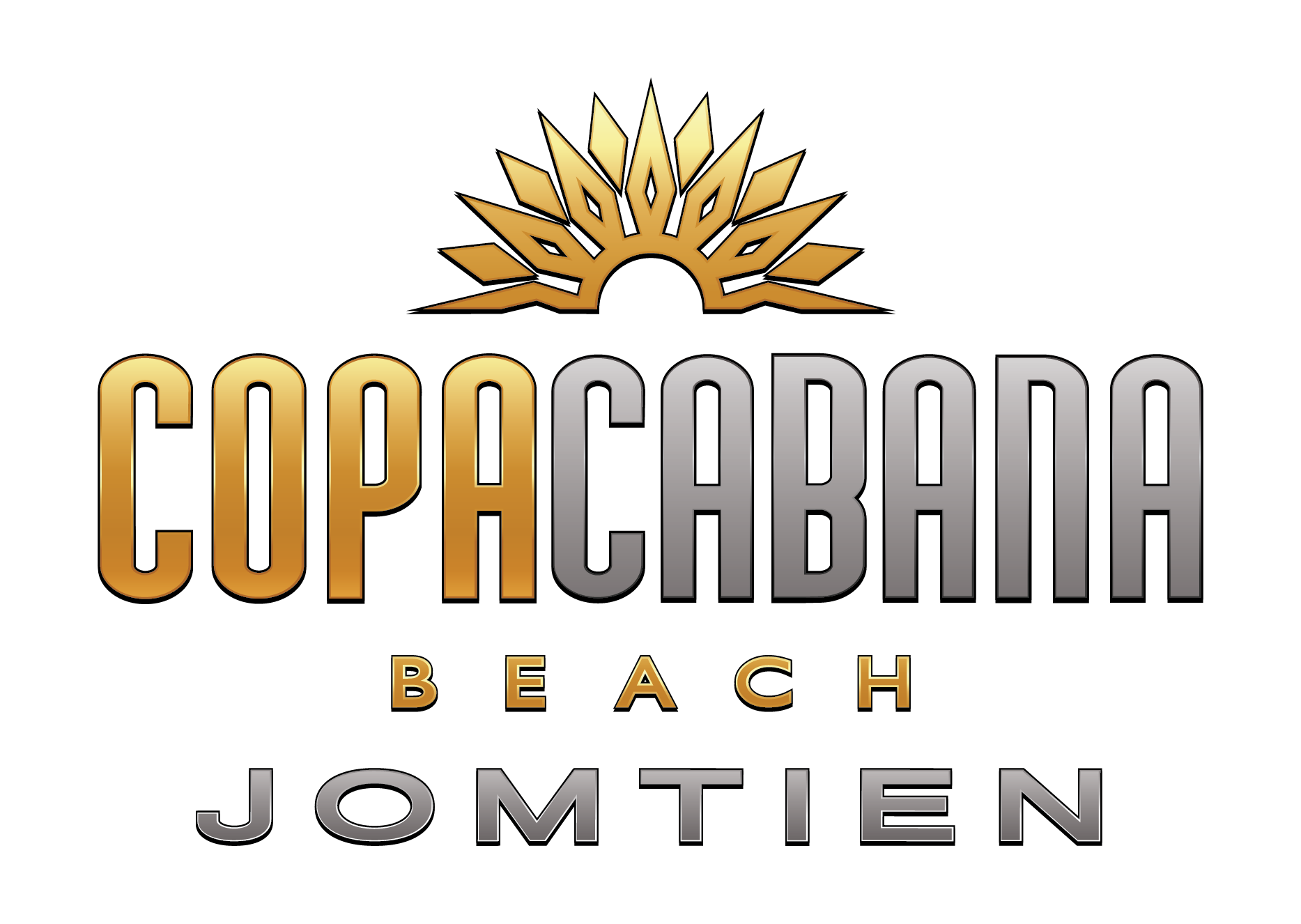 Copacabana Beach Jomtien Pattaya